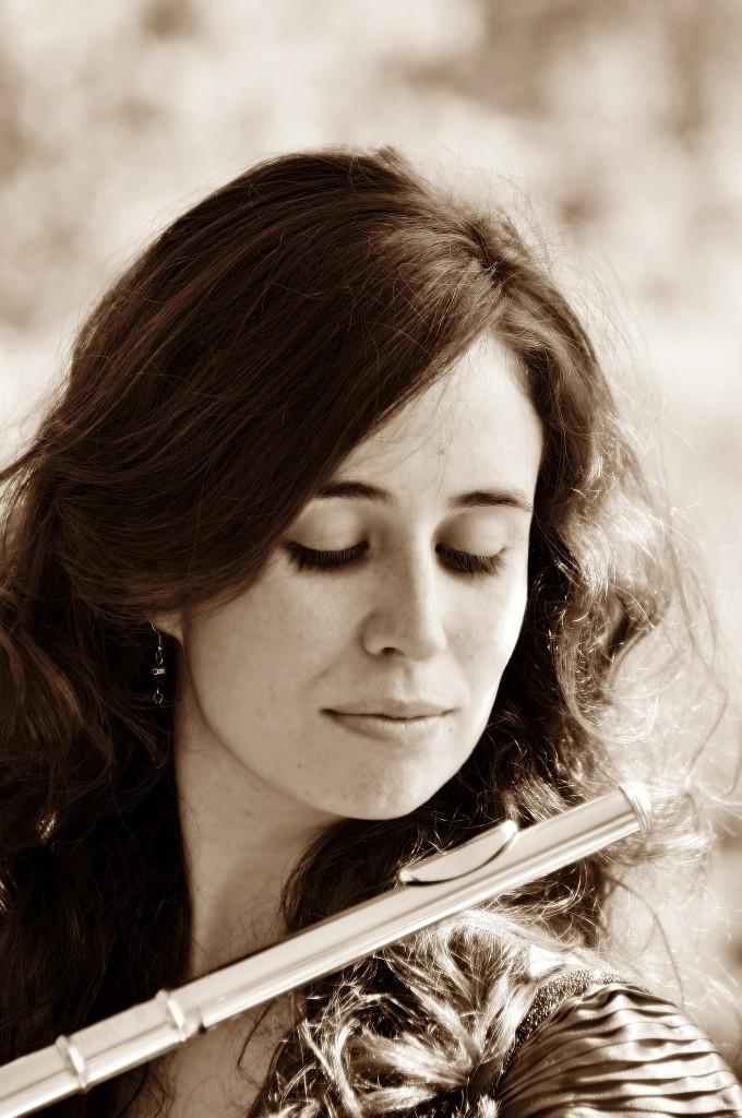 Elena Muerza- flautista