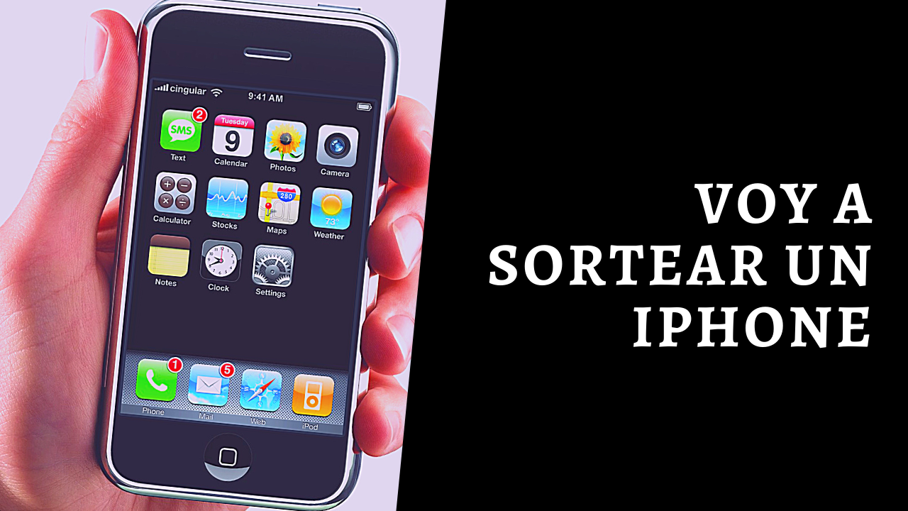 Folder Iphone sorteo
